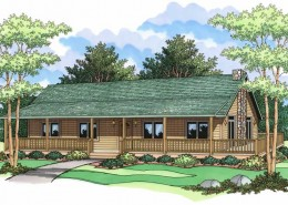 The Evergreen from Terrace Custom Home Builders in Wisconsin