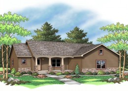 The Tyler from Terrace Custom Home Builders in Wisconsins