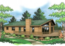 The Woodsman from Terrace Custom Home Builders in Wisconsin