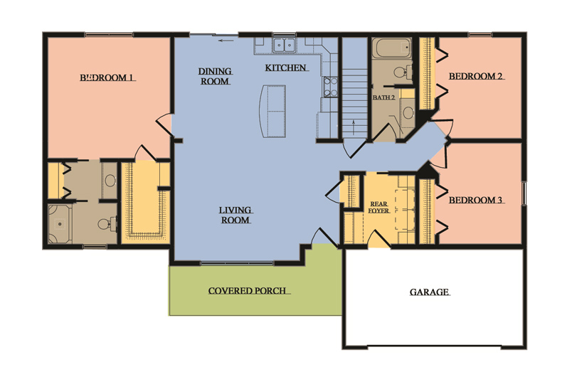 FREE HOME PLANS - CUSTOM HOME BUILDING PLANS