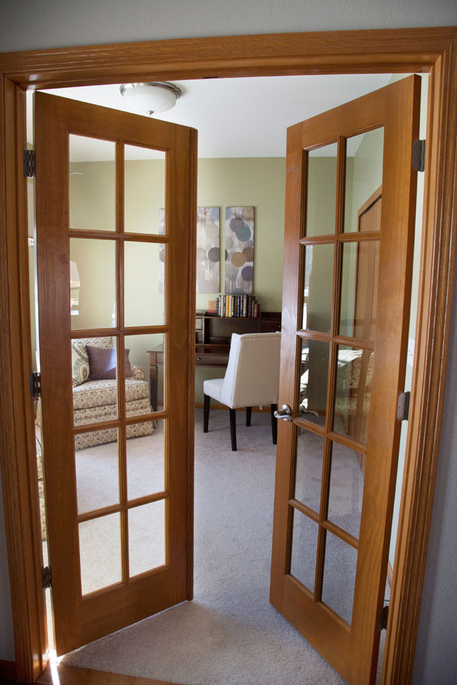 ... The Abby French Doors ... & The Abby from Terrace Custom Home Builders in Wisconsin
