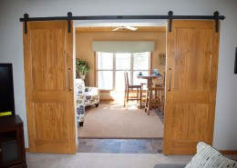 The Abby Barn Doors