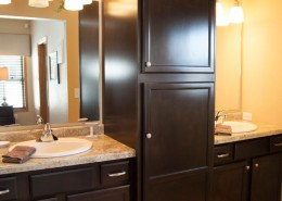 The Abby Master Bath Cabinets