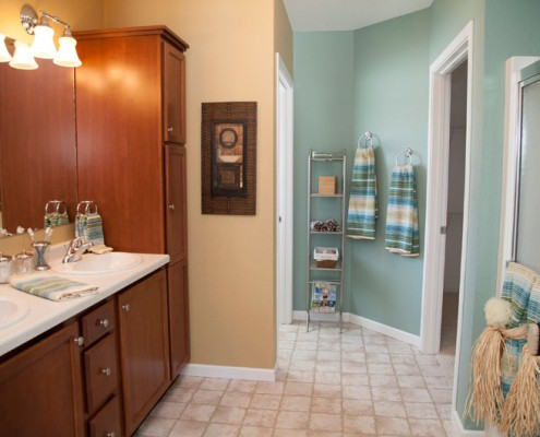 The Catherine Master Bathroom and Closet