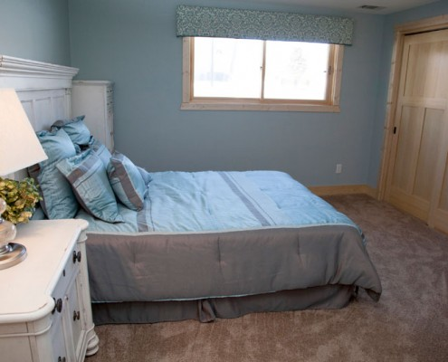 The Loft Guest Room