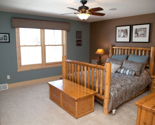 The Loft Master Bedroom