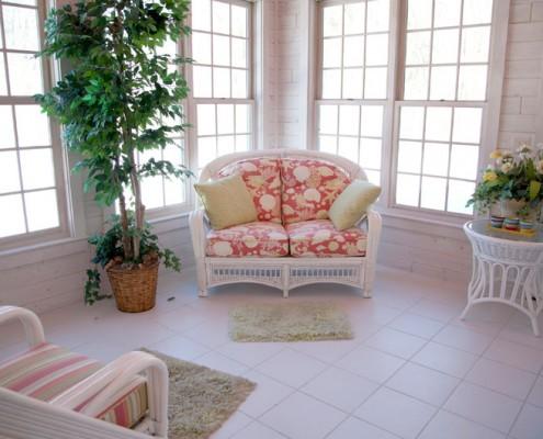 Willow Creek Sunroom