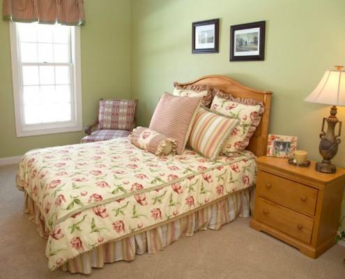Willow Creek Bedroom