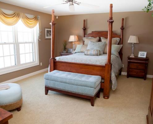 Willow Creek Master Bedroom