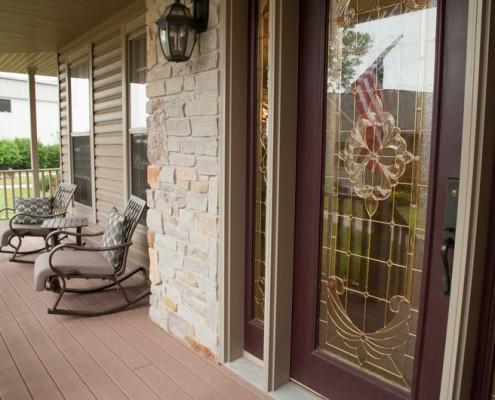 Willow Creek Front Door